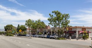 Old Town in Camarillo, Santa Rosa Valley, CA