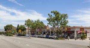Old Town in Camarillo, Santa Rosa Valley, CA