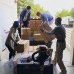 packing and shipping furniture