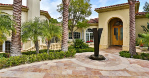 955 Vista Ridge Lane featured in the LA Times