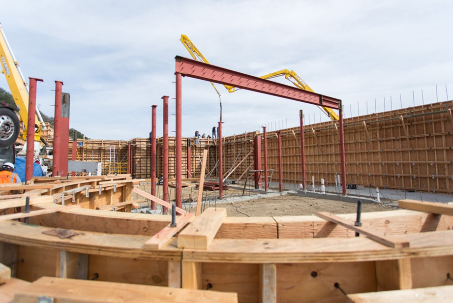 393 Stafford Construction Update June