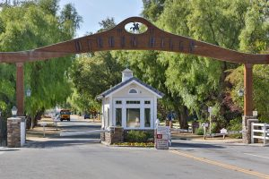 Hidden Hills Calabasas Gates to Community