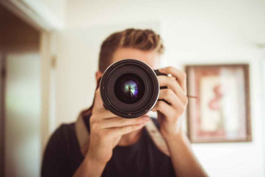 Use a professional photographer to shoot your home