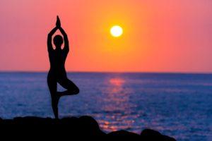 Yoga in Malibu