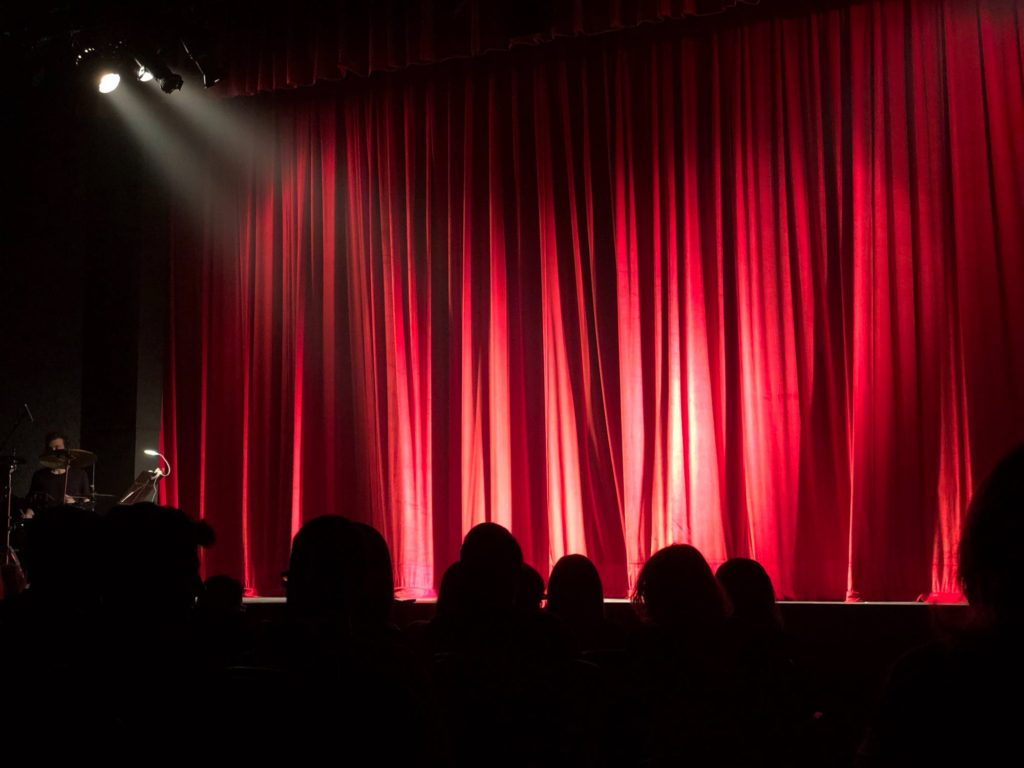 Comedy & theater at AMC Dine in