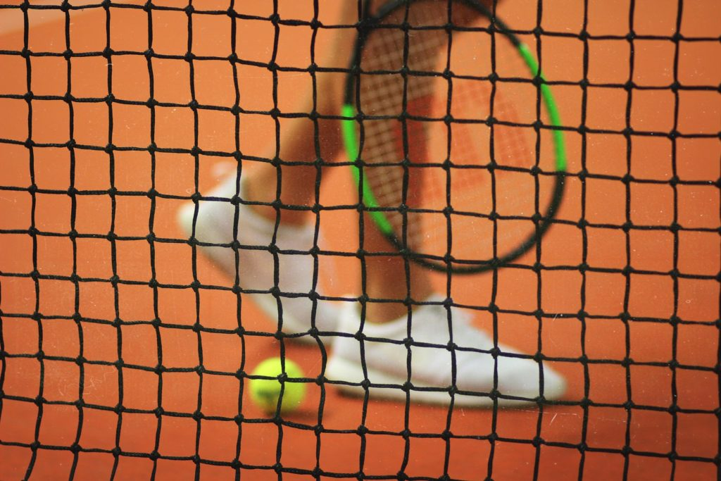 Tennis at the Calabasas Tennis & Swim Center