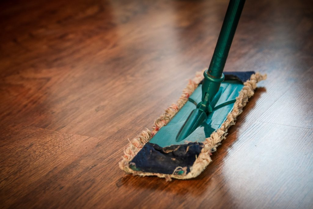cleaning mop housekeeping