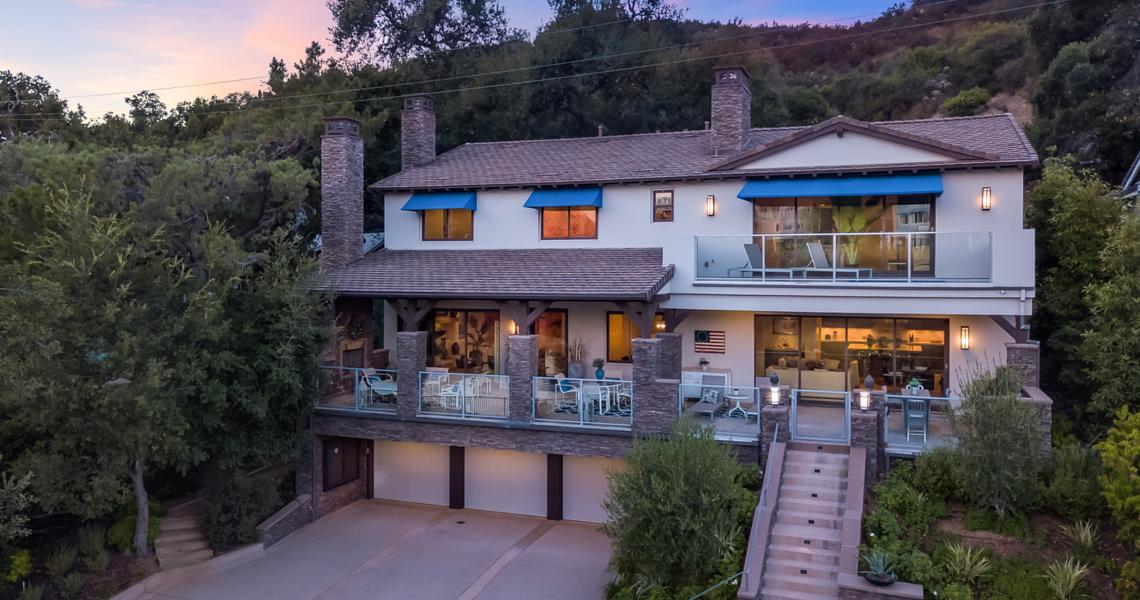 111 Lake Sherwood Drive in Lake Sherwood, CA