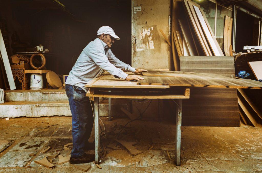 wood furniture built to last
